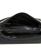Мужская сумка-планшет DR. BOND204-3 black, фото 3