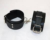 Кандалы Премиум черные LC-16