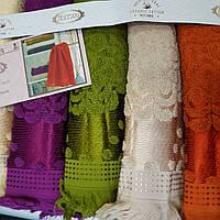 Махровые полотенца для лица 50*90 Gulsan, фото 1