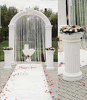 Декоративные свадебные арки