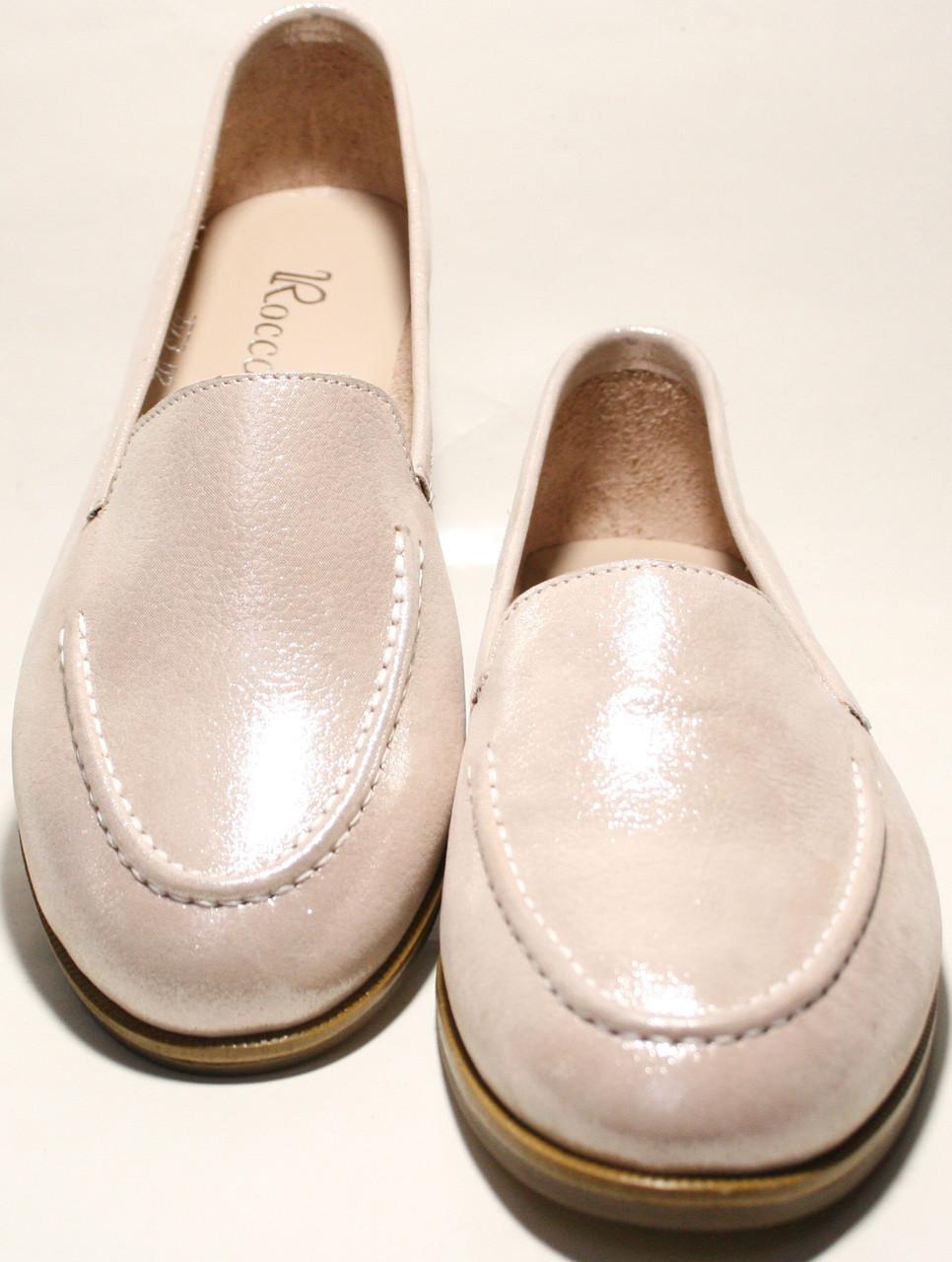 Туфли без каблука Roccol, фото 1
