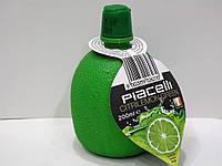 Концентрированный сок лайма Piacelli Citrilemon Green 200 мл, фото 1