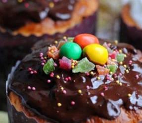 Шоколадная глазурь для пасхи. Шоколадная помадка. Смесь для производства шоколадной глазури.