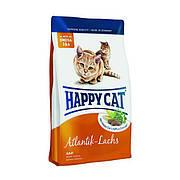Корм для взрослых кошекAtlantik-LachsАктив 10,0 кг супер-премиум класса (70196) Happy Cat (Хэппи Кэт)