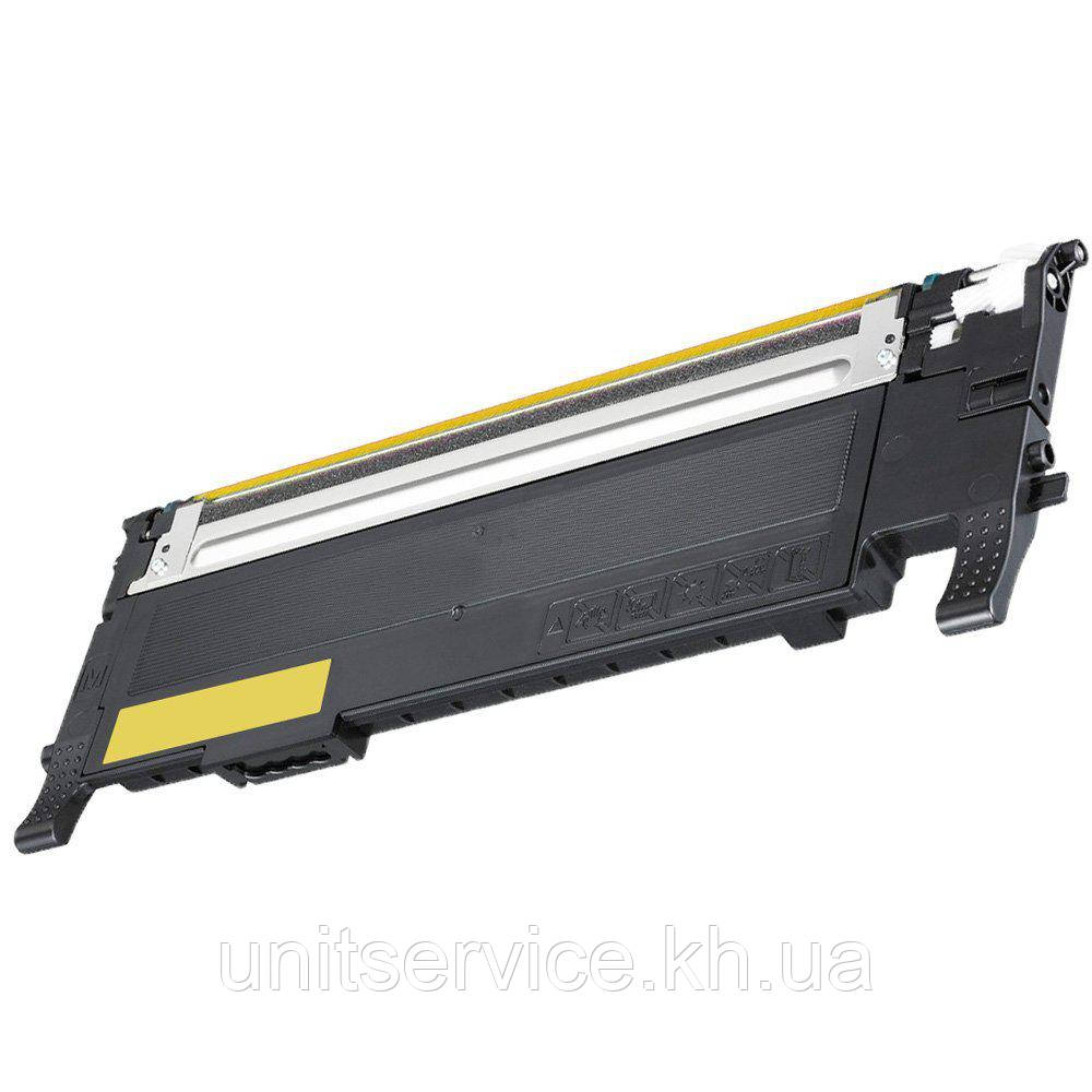 Картридж Samsung CLT-Y407S (Yellow) для принтера Samsung CLP-325, CLX-3185FW,320N, 320, 3185,325W