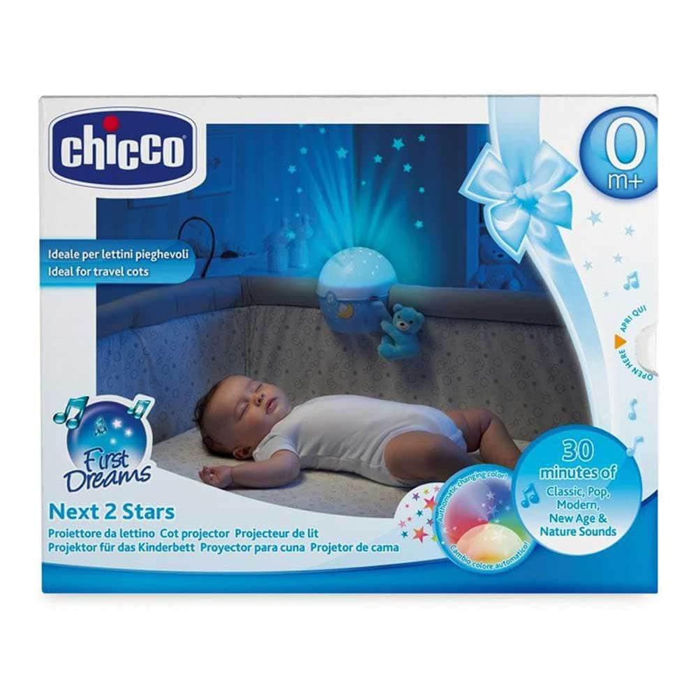 """Игрушка-проектор """"Next 2 Stars"""", Chicco 07647.20"""