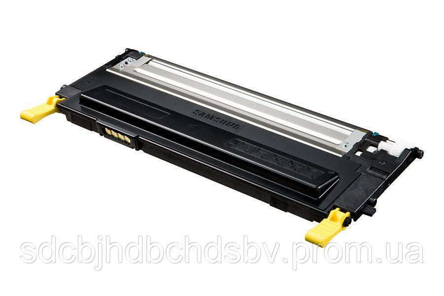 Картридж Samsung CLT-Y409S (Yellow) для принтера Samsung CLP-310, 315, 315W, 3170, 3175FN, CLP-310N