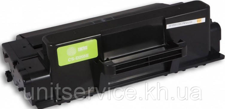 Картридж Samsung MLT-D205E, 10К для принтера Samsung ML-3300, ML-3310, ML-3312, ML-3710, ML-3712, SCX-4833 MFP