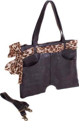Оригинальная женская кожаная сумка ETERNO (ЭТЭРНО) E-478