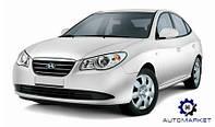 Крепеж шины бампера заднего левый Hyundai Elantra 2006-2010 (HD)