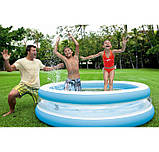 Детский надувной бассейн Swim Center Intex 57489 203*51 см, фото 3