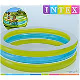 Детский надувной бассейн Swim Center Intex 57489 203*51 см, фото 5