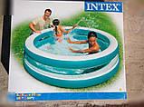 Детский надувной бассейн Swim Center Intex 57489 203*51 см, фото 6
