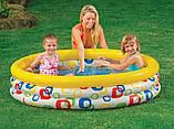 Детский надувной бассейн Intex 59419 114х25 см, фото 2