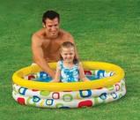 Детский надувной бассейн Intex 59419 114х25 см, фото 3