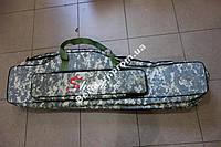 Большой вместительный чехол для удилищ Shark 1m  на 3 секции +1 боковой карман