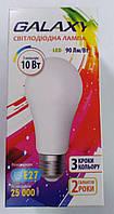 Лампа LED bulb 3-Step 10W-E27-2700K-4000-6400K (3 кроки кольору)ТМ GALAXY