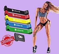 Эластичные ленты для фитнеса Bodbands Оригинал с Подарками