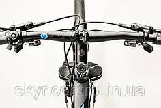 Велосипедний кермо Cube Levelnine Race 318 gray/white
