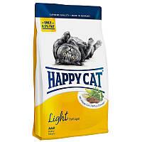 Корм для взрослых кошекAdult Light(Лишний вес) 10,0 кг супер-премиум класса (70027) Happy Cat (Хэппи Кэт)