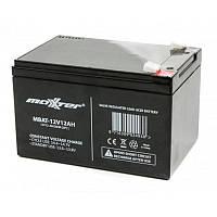 Аккумуляторная батарея Maxxter 12V 12AH (MBAT-12V12AH) AGM