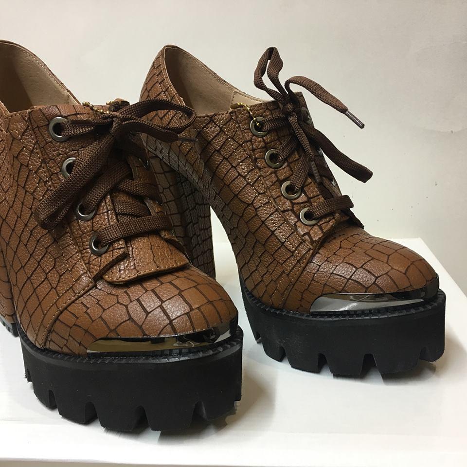 Туфли (клетка)