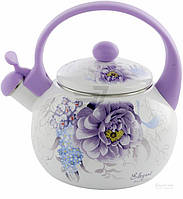 Чайник эмалированный со свистком 5543AU 2 л Aurora
