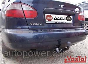 Фаркоп на Daewoo Lanos,  Sens (sedan) (1997-…)