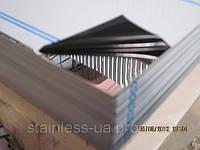 Нержавеющий лист 1,5х1250х2500мм, AISI 304 (08X18H10), ВА+РЕ(зеркало)