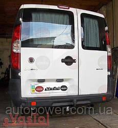 Фаркоп на Fiat Doblo (223 кузов) (2000-...)