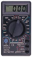 Цифровой Мультиметр DT-830B (Тестер), фото 3