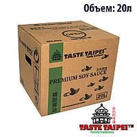 """Соевый соус """"Классический"""" «Taste Taipei» Объем: 20л соусы Тайпей купить оптом"""