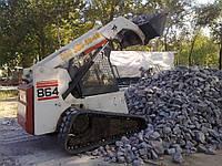 Аренда мини погрузчика в Киеве и области