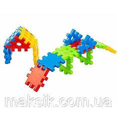 "Іграшка-конструктор ""Поєднайко"" 16 ел."