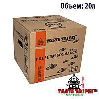 "Соевый соус ""Китайский рецепт"" «Taste Taipei» Объем: 20л"