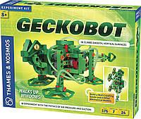 Конструктор-робот Гекобот (Geckobot Wall Climbing Robot)