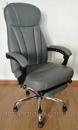 Офісне крісло BL0102 з підставкою для ніг, фото 2