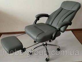 Офісне крісло BL0102 з підставкою для ніг, фото 3