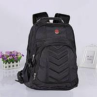 Рюкзак SwissGear Wenger 0002 Черный , фото 1