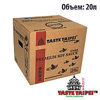 """Соевый соус """"Японский рецепт"""" - «Taste Taipei» объем: 20л"""