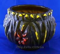 Горшок керамический для пересадки цветов P127, фото 1