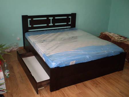 Кровать ВАЛЬС 1,6*2