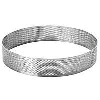 Форма перфорированная круглая Lacor d=18 см h 3,5 cм 68548