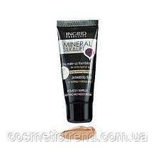Тональний крем для обличчя Ingrid Cosmetics Mineral Silk & Lift #30 natural beige - натуральний бежевий