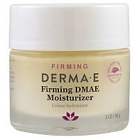 Derma E, Увлажняющее средство, придающее коже упругость,56 г,  Firming DMAE Moisturizer, with Alpha Lipoic