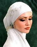 Свадебные платки - стильное украшение!