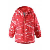 Куртка демисезонная утепленная Reimatec Hete коралловая 511261R