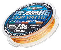 Шнур Sunline Pe Jigger HG Light Special