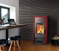 E927M  BCS 9 кВт (Регулировка пламени) - Печь на дровах Piazzetta Италия, фото 1