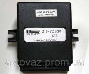 Блок управління електропакетом ВАЗ 1118 Калина Норма старий зразок ІТЕЛМА